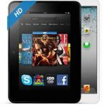 Diferencias entre el kindle fire HD con el ipad mini