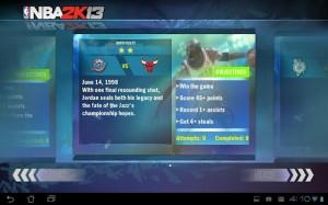 NBA 2K13 ya disponible en forma de aplicación Android