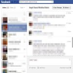 Como usar el nuevo chat interno de Facebook