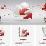 Almacenamiento en la nube de Vodafone Cloud