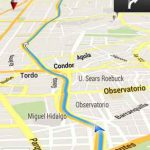 Google Maps Mexico para Android disponible