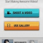 Magisto, el editor de videos para Android