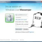 Windows Live Messenger no va mas, en el 2013 saldrá de servicio