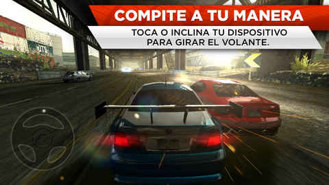 Need for Speed Most Wanted para iphone