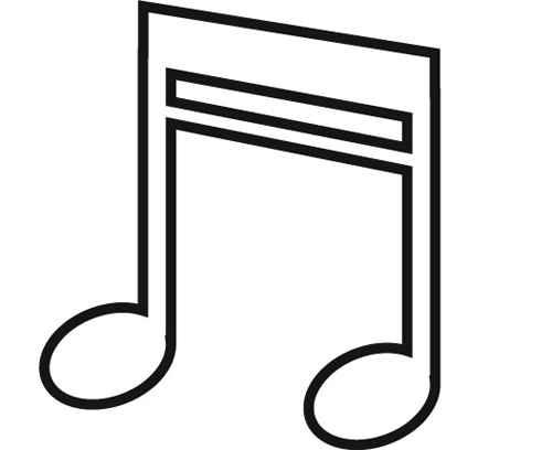 Emoticon de nota musical para Facebook  Lo nuevo de hoy