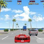 Final Freeway para Kindle fire: un juego de carreras