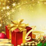 Imágenes con regalos de Navidad