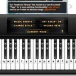 Tocar el piano online en virtualpiano.net
