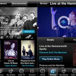 Qello: aplicación para mirar conciertos en vivo, sesiones acústicas y documentales gratis