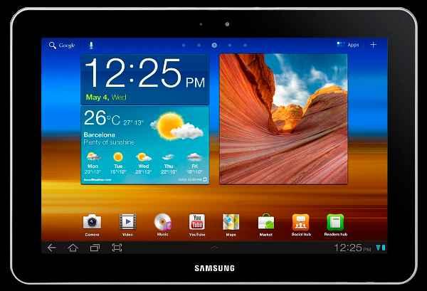 tablet tiempo de carga