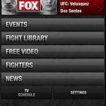 UFC TV: vea peleas UFC en vivo desde su teléfono o tablet