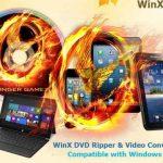Descarga WinX DVD Ripper Platinum gratis con licencia (promoción)