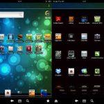 Adw launcher EX: un lanzador de aplicaciones compatible para Kindle fire