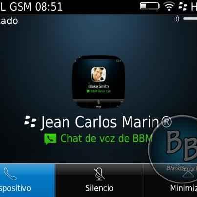 BlackBerry Messenger 7