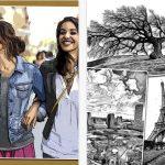 ToonCamera: aplicación iOS para convertir sus fotos y vídeos en caricaturas