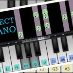 Perfect Piano: piano virtual en su Android