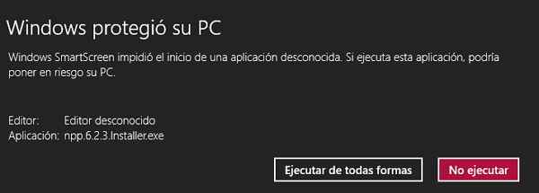 ejecutar de todas formas windows 8