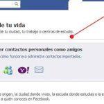Facebook quiere que tengas amigos si en tu lista tienes 150 o menos