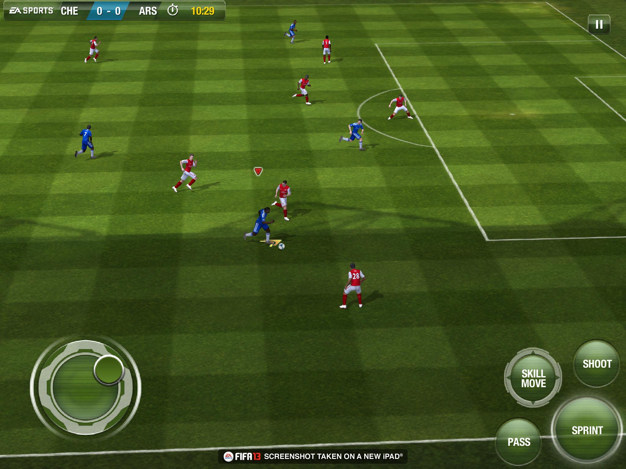 Juegos Fifa13 Online Fifa Ios