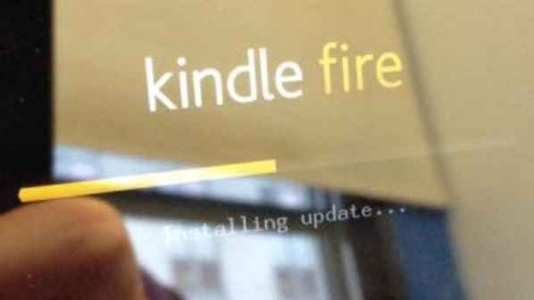 kindle fire actualizacion