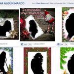 Como agregarle un marco de navidad a una foto usando ondapix