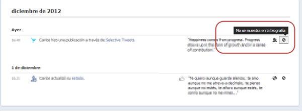pubicaciones ocultas en facebook como verlas