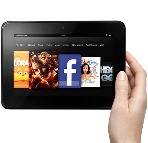 quitar apps en kindle fire