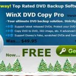 WinX DVD Copy Pro gratis con licencia original