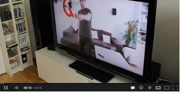 youtube nuevo reproductor