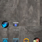 Holo Launcher, haz parecer Ice Cream Sandwich tu Android