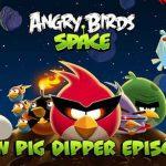 Angry Birds Space 1.4.0 APK con niveles en el agua