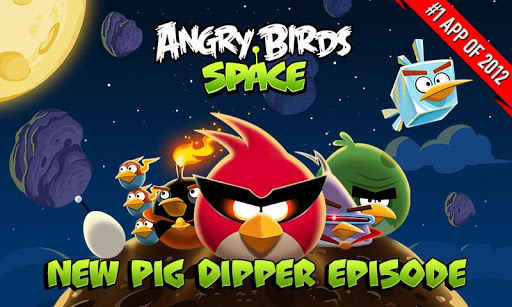 Angry Birds Space  2013