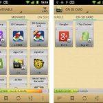 App 2 SD: aplicación Android que gestiona sus aplicaciones entre la memoria interna de su dispositivo y SD