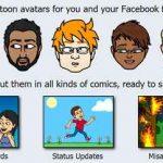 Bitstrips, crear comics dentro de Facebook