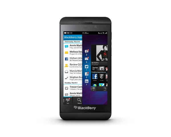 Blackberry Z10 2013