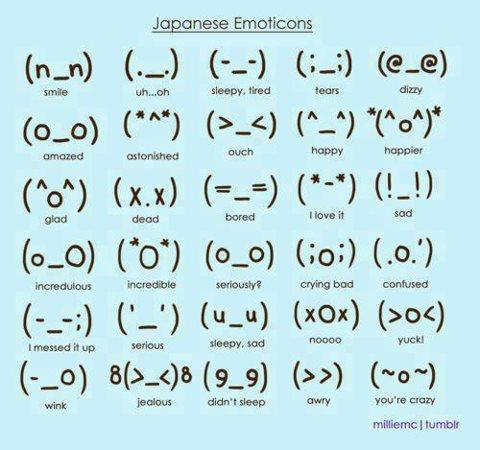 Japoneses facebook