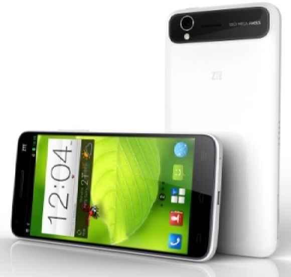 Nuevo ZTE Android