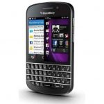 BlackBerry Q10, telefono con BB 10 os y teclado QWERTY