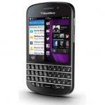 BlackBerry Q10, telefono con BB 10 os y teclado QWERTY