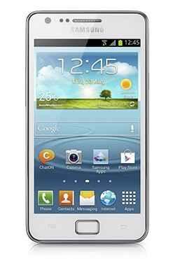 Samsung Galaxy S II Plus foto