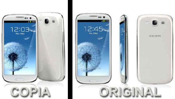 Samsung galaxy s3 replica no original