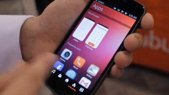 Ubuntu Phone OS imagen