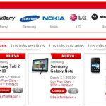 Compra de celulares Claro Argentina online