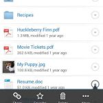 Dropbox 2.3 APK para Android en Google play disponible