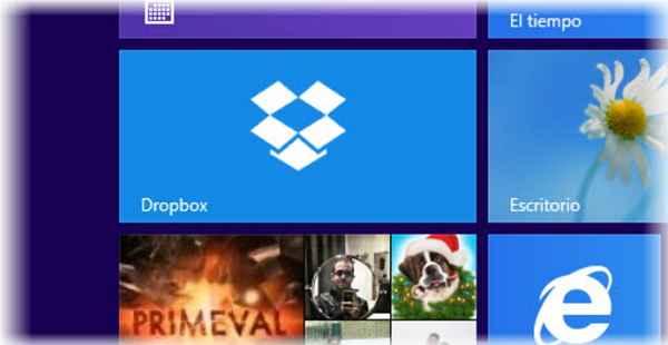 dropbox para windows 8
