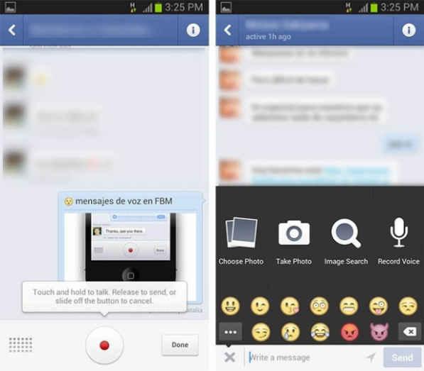 facebook messenger 2013