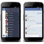 Cómo borrar una conversación en el messenger de Facebook