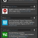 Falcon Pro, cliente de Twitter para Android