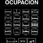 Las diferentes formas en como duermen las personas según ocupación (humor)