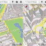 Cómo descargar mapas de Google maps en Android
